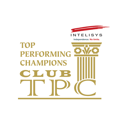 Intelisys Top Performing Champions